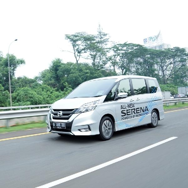 Lebih Nyaman Berkendara Dengan Fitur Nissan Intelligent Mobility