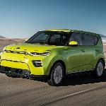 Pabrikan Kia Umumkan Spesifikasi Kia Soul EV 2019