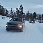 Uji Coba Perdana Mobil Listrik Jeep Renegade dan Compass 4XE