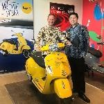PT Piaggio Indonesia Resmikan Dealer di Sidoarjo