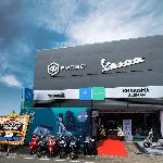 Piaggio Indonesia Perluas Jaringan Diler Baru di Sleman Yogyakarta