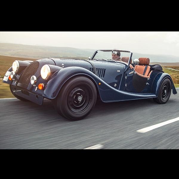 Sosok Sports Car Siap Gantikan Morgan V8 yang Dilarang di Australia