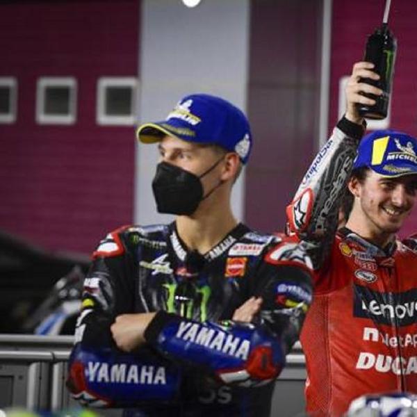 MotoGP: Francesco Bagnaia Tidak Akan Menyerah dan Merasa Quartararo Sangat Konsisten