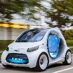 Pemerintah Inggris Bikin Plat Hijau Untuk Mobil Rendah Emisi
