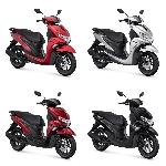 Penyegaran Warna dan Grafis Baru Yamaha FreeGo 2021
