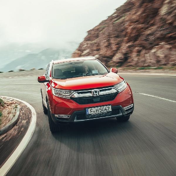 Honda CR-V Hadir di Eropa dengan Spesifikasi yang Nyaris Sama Seperti di Indonesia