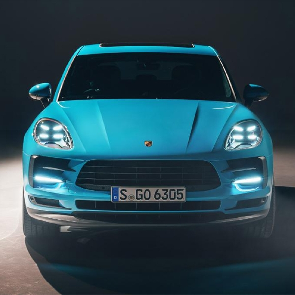 Porsche Macan Facelift Mendapat Peningkatan di Sektor Fitur dan Mesin