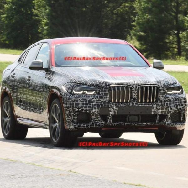BMW X6 G06 Akan Segera Menyusul X5 G05