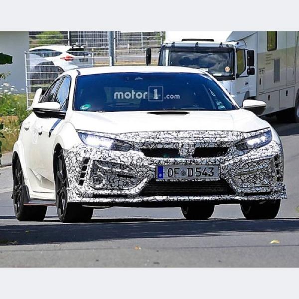 Honda Akan Buat Civic Type R Jadi Lebih Menawan