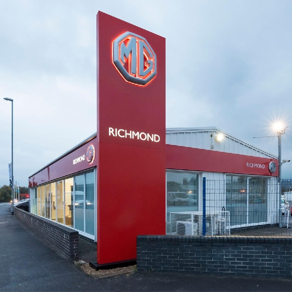 MG Motor UK Jalin Kerjasama dengan Richmond Motor Group