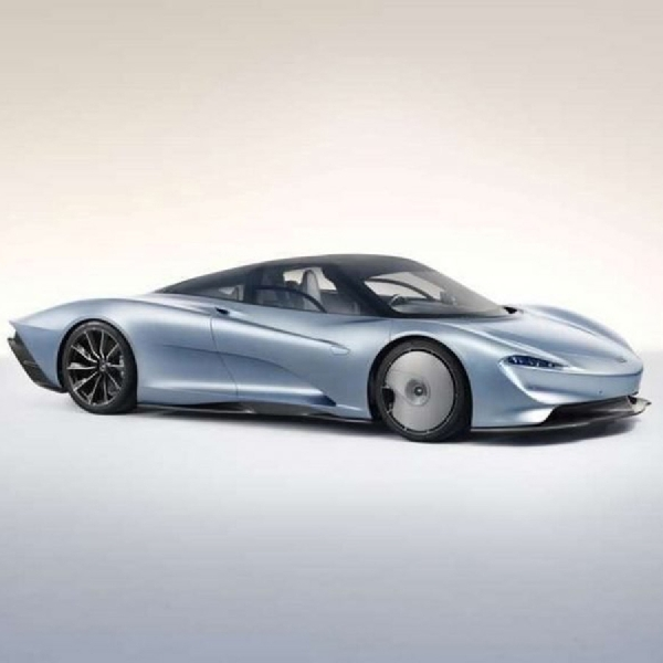 McLaren Rilis Foto untuk Hypercar Barunya