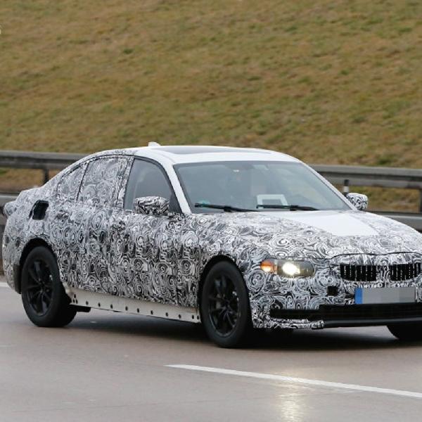 Generasi Terbaru BMW 3 Series Tertangkap Kamera Sedang Melakukan Pengetesan