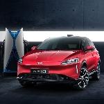 Xpeng Motors Terus Kembangkan Mobil Listrik