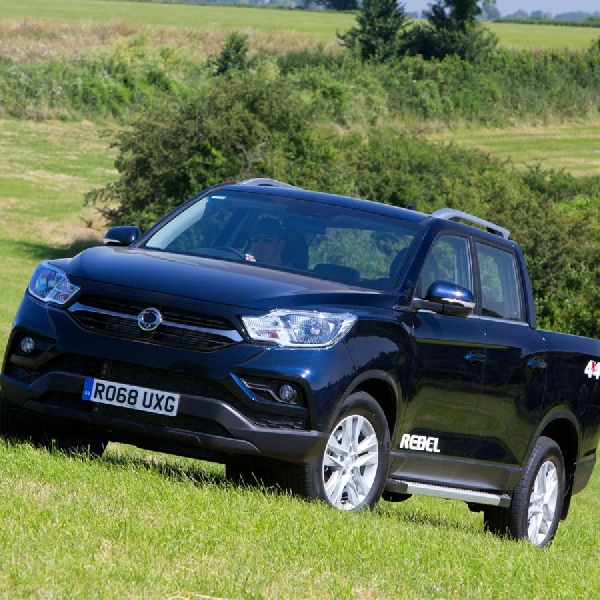 Best Value Pick-up 4x4 Magazine Dimenangkan oleh SsangYong