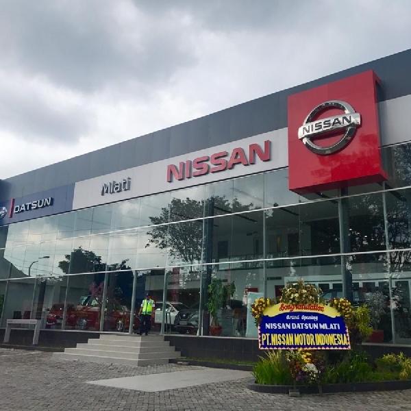 Nissan Yogyakarta Kini Berkonsep NRC
