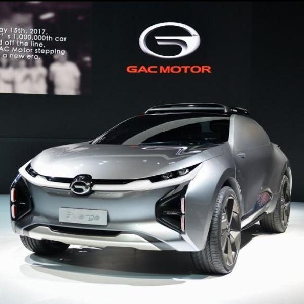 GAC Motor Pamerkan Enverge SUV Electric di Detroit