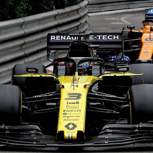 F1: Gagal Capai Kesepakatan dengan McLaren, Renault 'Santai'?