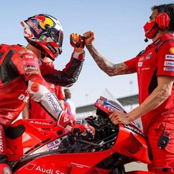 MotoGP: Gagal Dua Kali di Qatar, Ducati MotoGP Tak Khawatir
