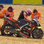 MotoGP: Gagal Finish di Le Mans, Aleix Espargaro Frustrasi