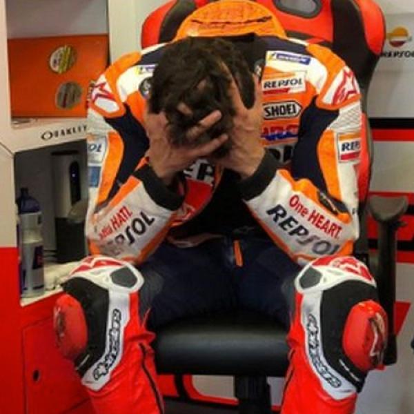 MotoGP: Gagal Finish (Lagi), Marc Marquez Beberkan Dua Masalah Honda