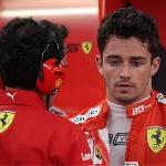 F1: Gagal Menang di Singapura, Charles Leclerc Sebut Strategi Ferrari 'Tidak Adil'