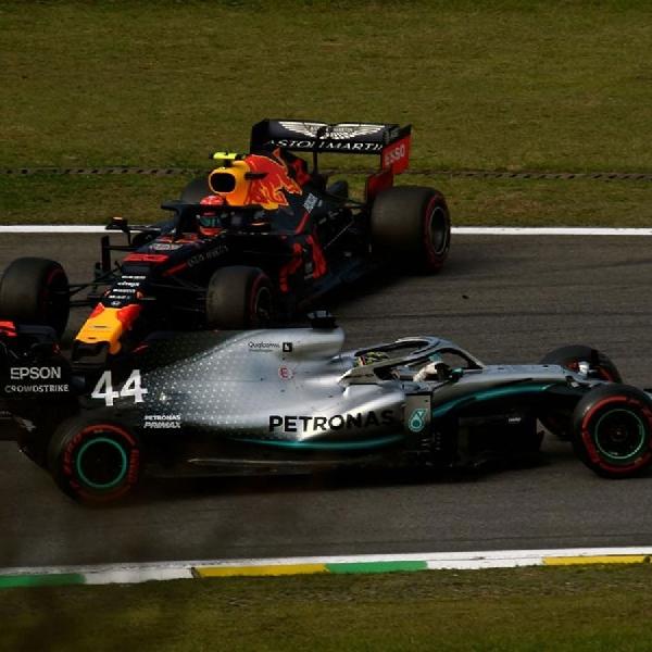 F1: Gagal Podium di Brasil, Red Bull Beri Dukungan Moral Pada Alex Albon