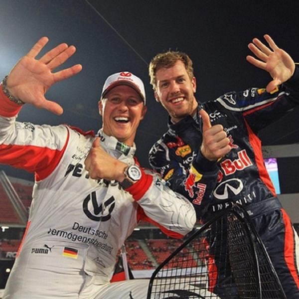 F1: Gagal Tiru Pencapaian Michael Schumacher, Begini Kata Sebastian Vettel