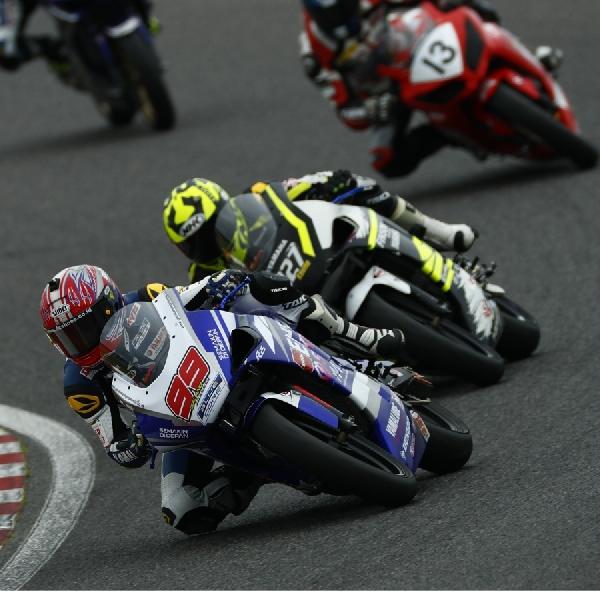 Yamaha Racing Indonesia Pertahankan Posisi 3
