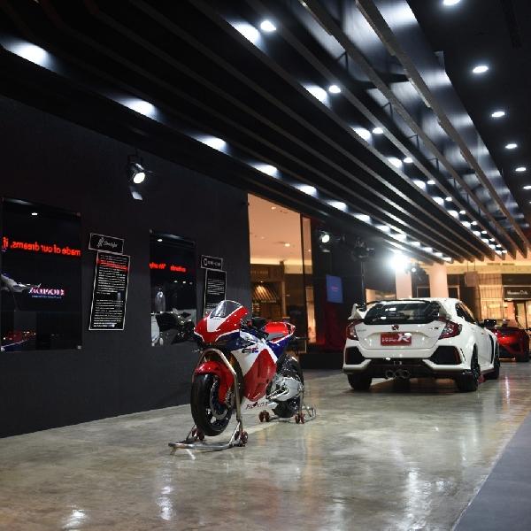 Galeri Honda Pertama di Dunia Ada di Indonesia