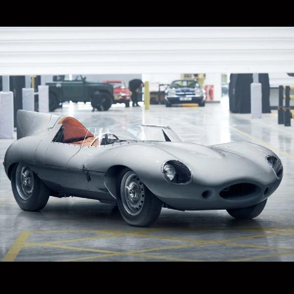 25 Jaguar D-Type Dibangun Ulang Untuk Well-Heeled Enthusiasts
