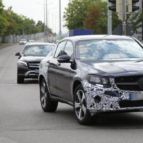 Gambar Resmi Terungkap, Mercedes Siap Lahirkan Penantang BMW X4