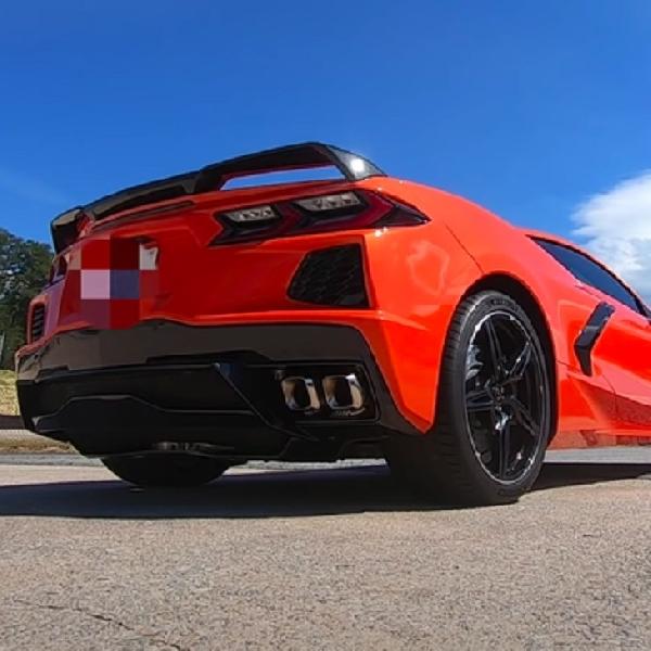 Ganti Exhaust Bikinan Long Tube Headers, Raungan C8 Corvette Mirip Mobil Le Mans