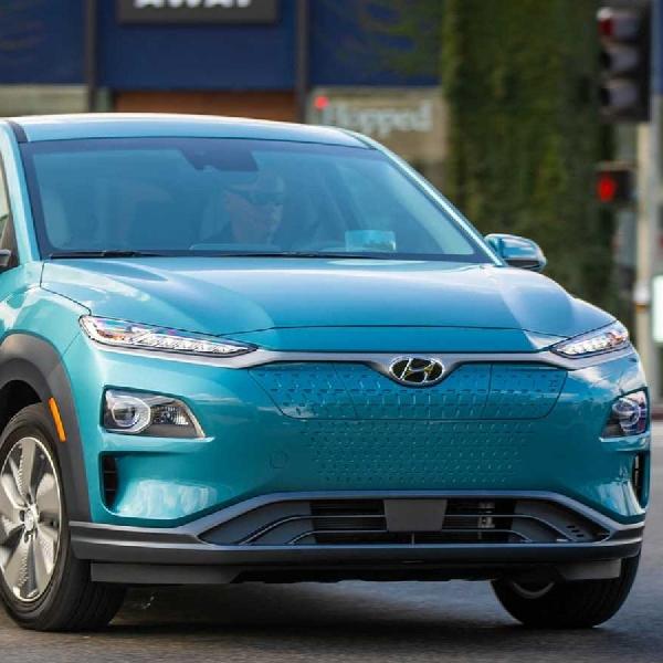 Gara-Gara Risiko Kebakaran, Hyundai Kona Electric Ditarik Dari Peredaran