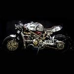 Garang, Begini Tampilan Ducati Monster S4R Dari Metalbike Garage