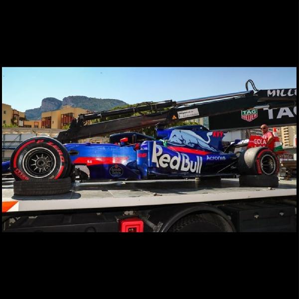 F1: Gaya Balap Sergio Perez di Monako Bikin Naik Darah Bos Toro Rosso