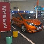 Dua Mobil Listrik Nissan di BCA Expo dan PLN Jakarta Langit Biru