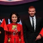 Wow, Beckham Jadi Ikon Produsen Vietnam
