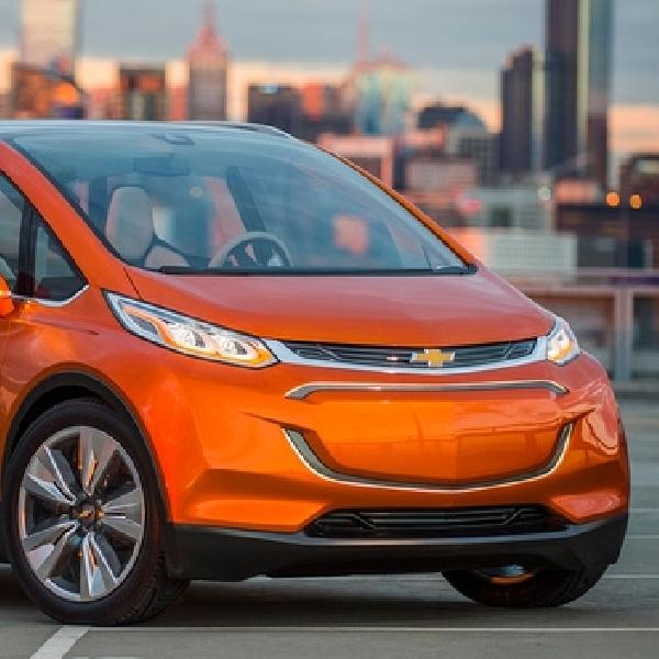 General Motors Dijadwalkan Chevrolet Bolt Diproduksi Januari 2016