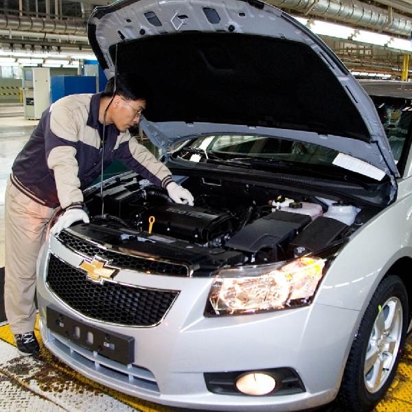Chevrolet Gulung Tikar di Korea Selatan