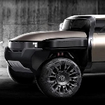 General Motors Tampilkan Kisi-Kisi Hummer EV