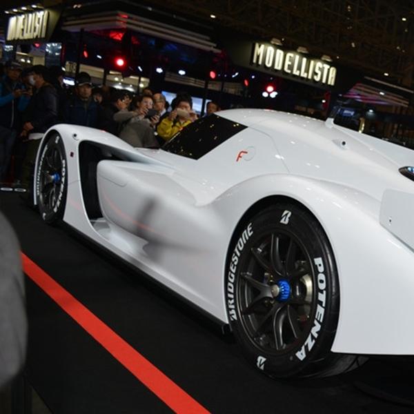 Inilah Sportscar Berbasis TS050 Hybrid