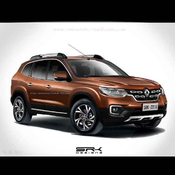Generasi Baru Renault Duster Dikenalkan 22 Juni 2017