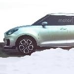 Generasi Baru Suzuki Swift Mulai Bocor di Internet