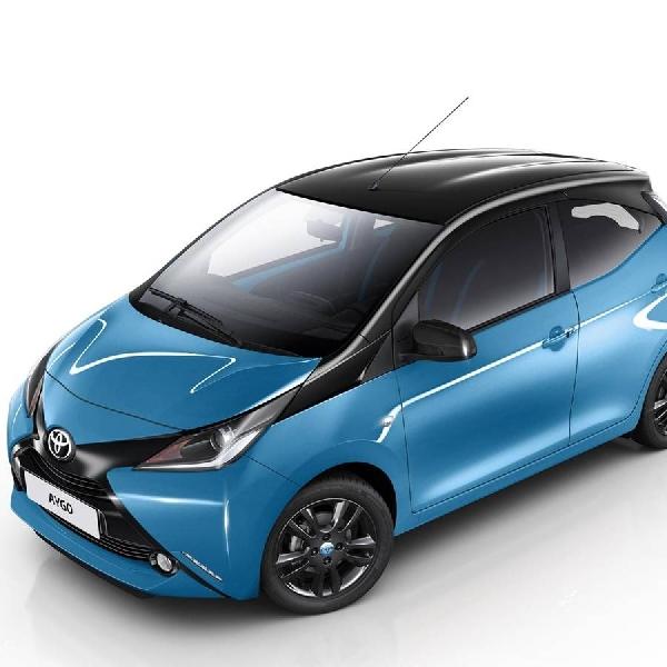 Generasi Baru Toyota Aygo akan Didukung Tenaga Listrik