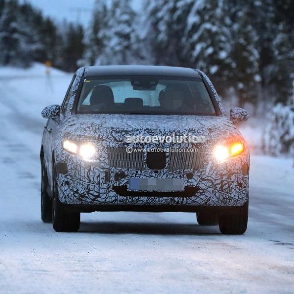 Generasi Kedua Mercedes-Benz GLC 2023 Nampak Lebih Besar Dari Pendahulunya