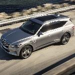 Genesis GV80 2021, SUV Terbaru Dari 'Brand' yang Terkenal Mewah