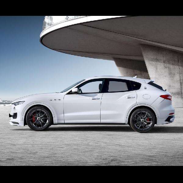 Modifikasi Maserati Levante dari Startech