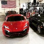 Genius Garage Bangun Replika Lykan Hypersport Berbasis Porsche Boxster