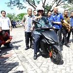 Indonesia Resmi Punya Skuter Listrik