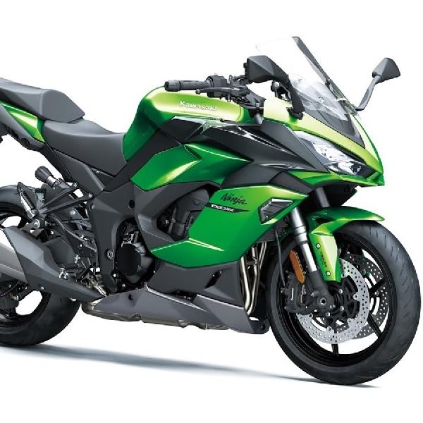 Melirik Sedikit Kawasaki Ninja 1000SX